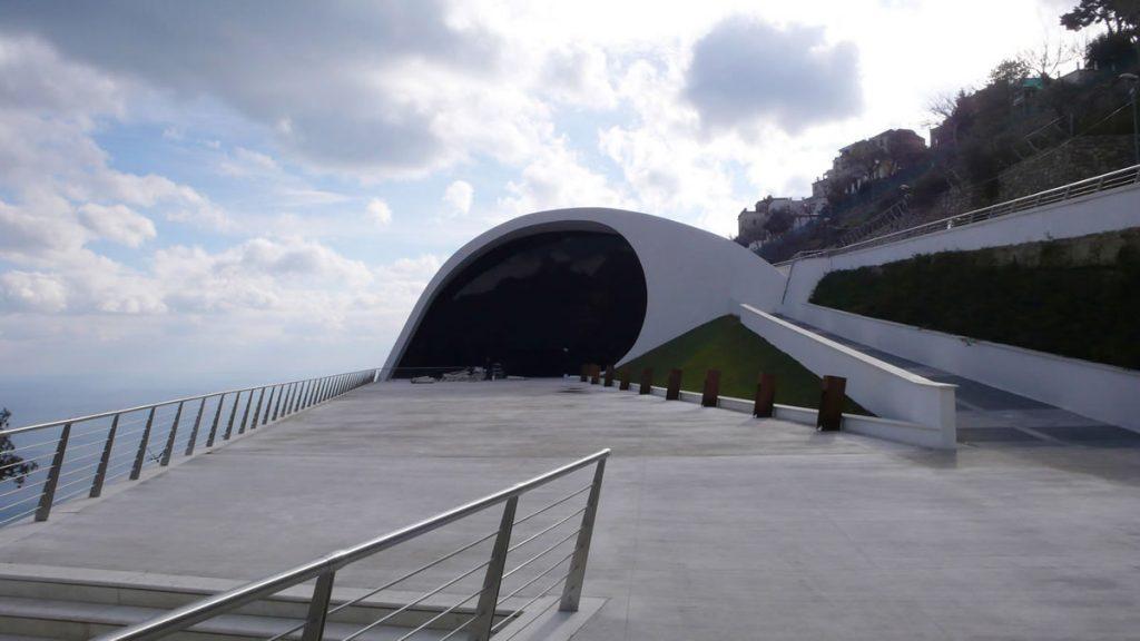 Auditorio Oscar Niemeyer Ravello