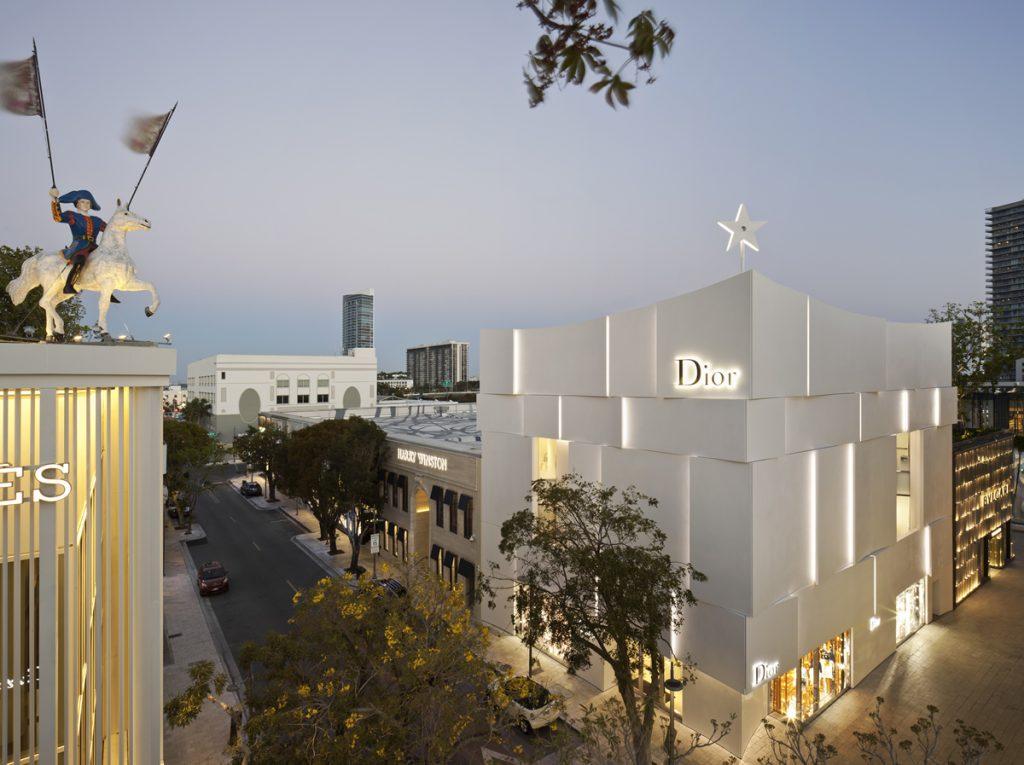 lighting-design-DIOR Miami