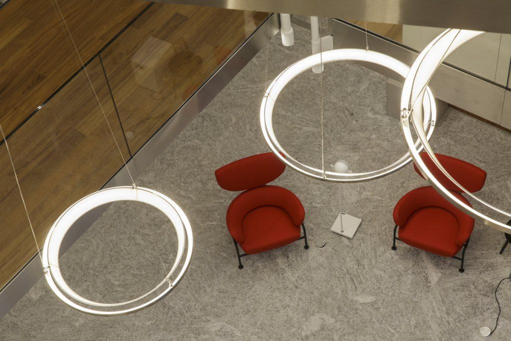 Illuminazione-Uffici Direzionali MIlano